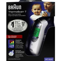 THERMOSCAN 7 IRT6520 OHRTH