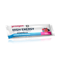 Sponser High Energy Bar Berry